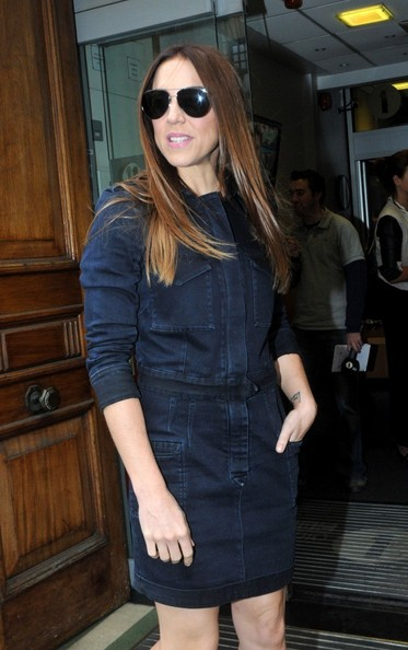 Mel C Denim Dress
