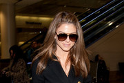 Maria Menounos Rocks a Military Jacket