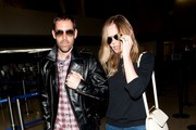 Michael Polish Leather Jacket