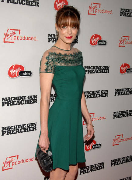 Michelle Monaghan Frame Clutch []