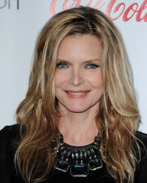 Michelle Pfeiffer Gemstone Collar Necklace