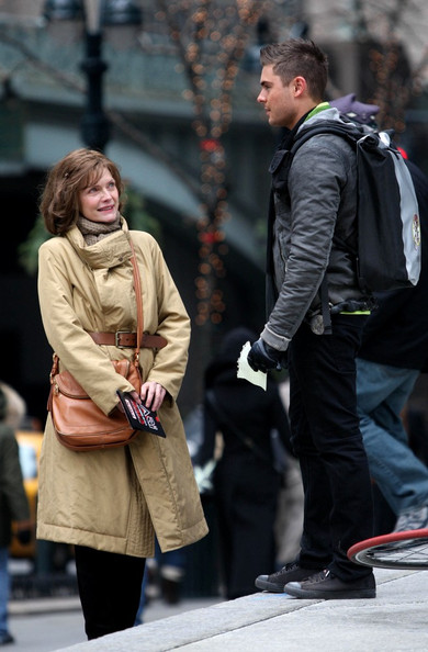 Michelle Pfeiffer Down Jacket