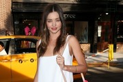 Miranda Kerr Canvas Shoes