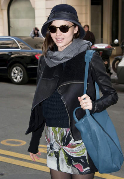 Miranda Kerr Decorative Hat