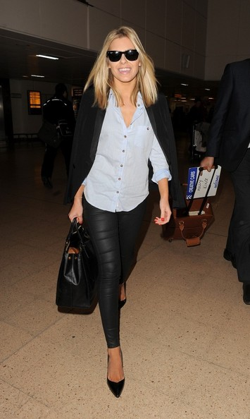 Mollie King Button Down Shirt