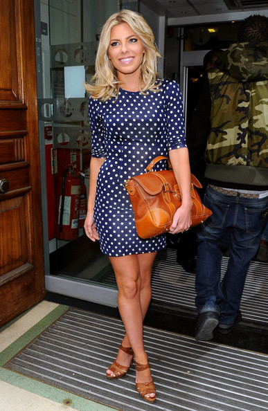 More Pics of Mollie King Print Dress (1 of 7) - Mollie King Lookbook - StyleBistro