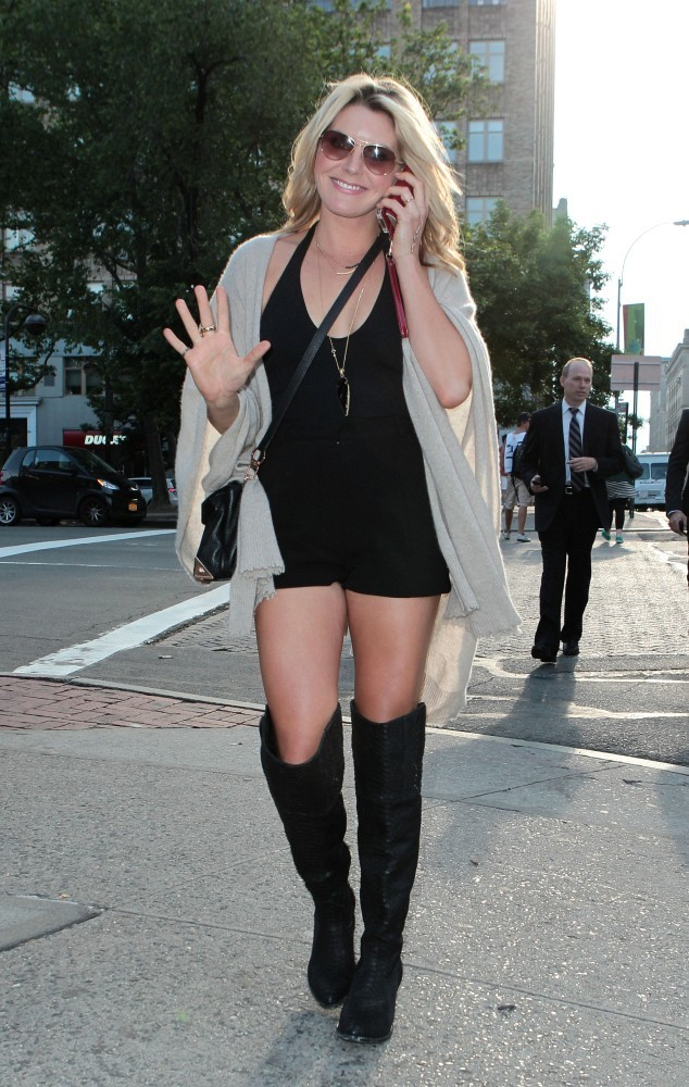 More Pics Of Grace Potter Ankle Boots 1 Of 14 Grace Potter Lookbook Stylebistro