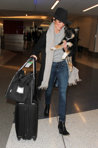 More Pics of Nikki Reed Dog Carrier Duffle (2 of 6) - Nikki Reed Lookbook -  StyleBistro 7f28b4a1cf797