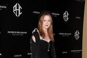Olivia Hallinan Little Black Dress