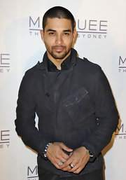 Wilmer Valderama stepped out at the Marquee Night Club in a hot jacket.