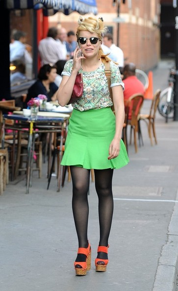 Paloma Faith Mini Skirt