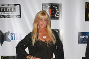Pamela Bach Long Straight Cut with Bangs