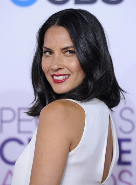 More Pics of Olivia Munn Evening Pumps (2 of 11) - Olivia Munn Lookbook - StyleBistro