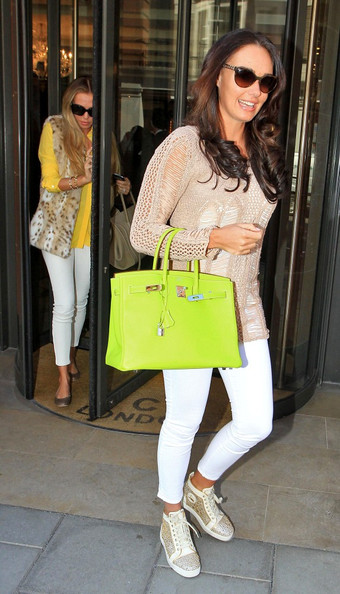 More Pics of Petra Ecclestone Ballet Flats (1 of 6) - Petra Ecclestone Lookbook - StyleBistro