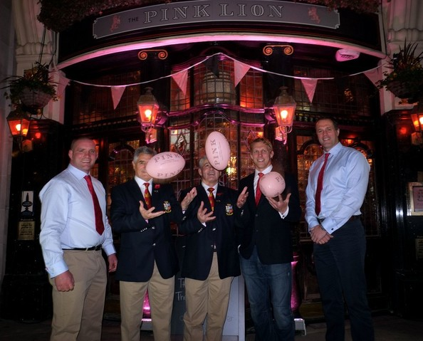 The Pink Lion Launch