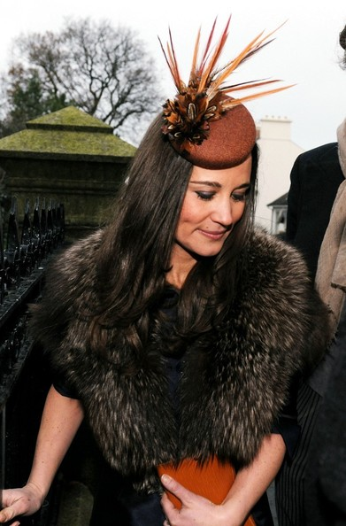 Pippa Middleton Hats