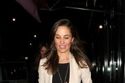 Pippa Middleton Print Pants