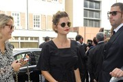 Pixie Geldof Fur Purse
