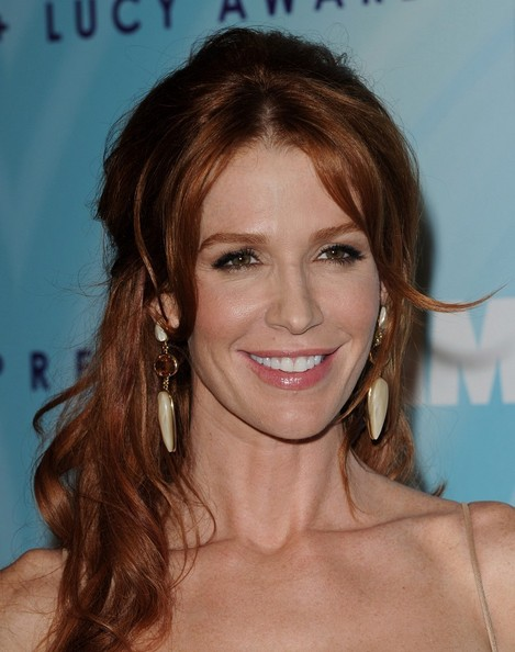 Poppy Montgomery Dangling Gemstone Earrings