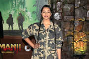 Lilly Singh Military Jacket
