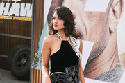 Eiza Gonzalez Strappy Sandals