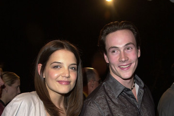 "Katie Holmes Chris Klein Premiere of ""Wonder Boys""."