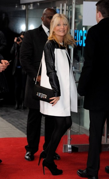 More Pics of Gabby Logan Evening Coat (1 of 4) - Gabby Logan Lookbook - StyleBistro