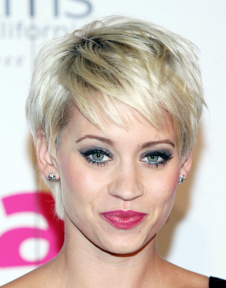 More Pics of Kimberly Wyatt Pixie (1 of 5) - Short Hairstyles Lookbook - StyleBistro