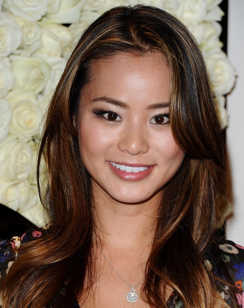More Pics of Jamie Chung Ombre Hair (4 of 7) - Ombre Hair ...