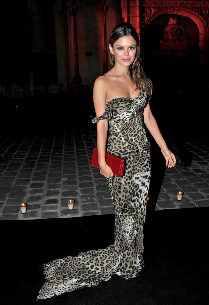 Rachel Bilson Evening Dress - Dresses & Skirts Lookbook - StyleBistro