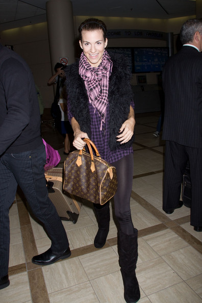 Rachel Mccord Patterned Scarf