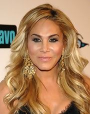 Adrienne Maloof looked fab with her face-framing waves at the 'Real Housewives' premiere party.