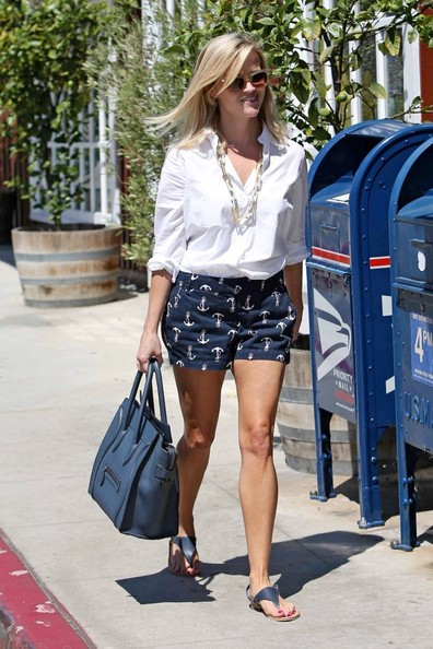 Reese Witherspoon Short Shorts