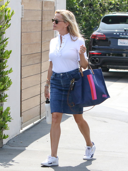 Reese Witherspoon Canvas Tote