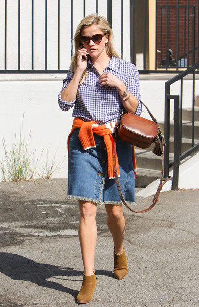 Reese Witherspoon Cross Body Tote []