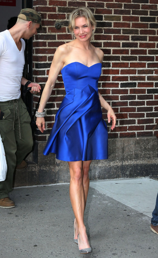 More Pics Of Renee Zellweger Cocktail Dress 15 Of 15