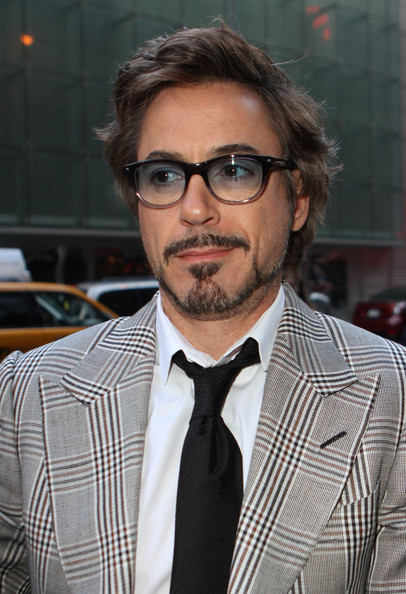 Robert Downey Jr. Wayfarer Sunglasses
