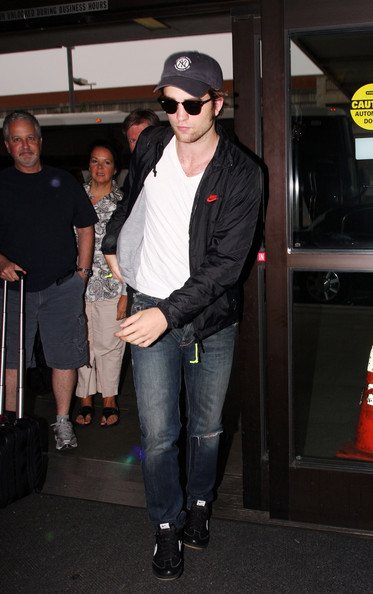 Robert Pattinson Team Baseball Cap