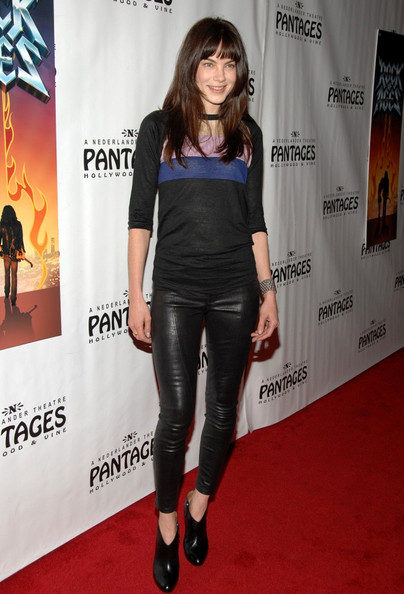 More Pics of Michelle Monaghan Ankle Boots (1 of 7) - Michelle Monaghan Lookbook - StyleBistro []