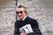 Rod Stewart Aviator Sunglasses