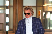 Rod Stewart Leather Lace-ups