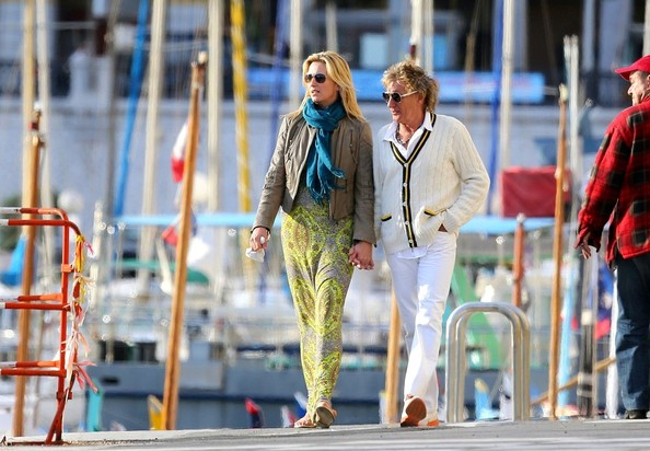 Rod Stewart Clothes