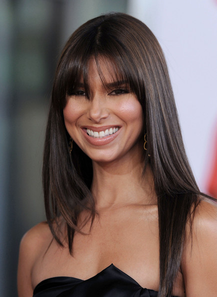 Roselyn Sanchez Straight Long Hair