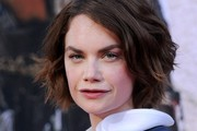 Ruth Wilson Layered Razor Cut