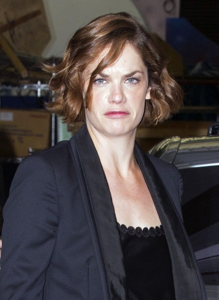 Ruth Wilson Curled Out Bob []
