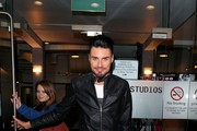 Rylan Clark Leather Jacket