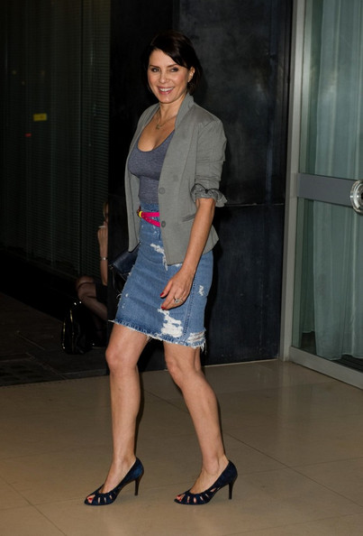 Sadie Frost Peep Toe Pumps