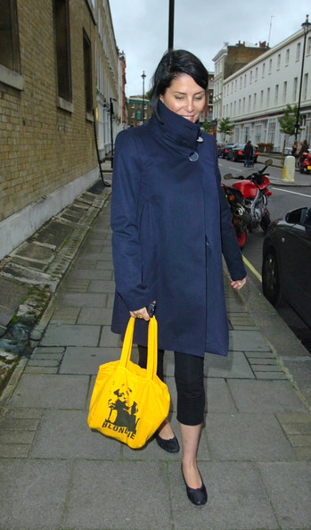 Sadie Frost Canvas Tote