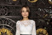 Samantha Barks Cocktail Dress