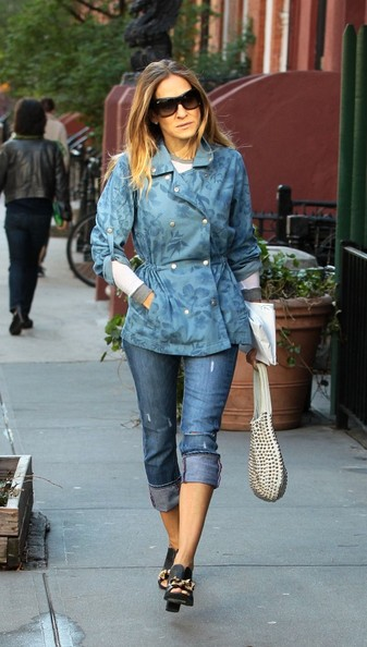 Original Kicking Off Our List Of Celebrities Wearing Denim Dresses Is Kate